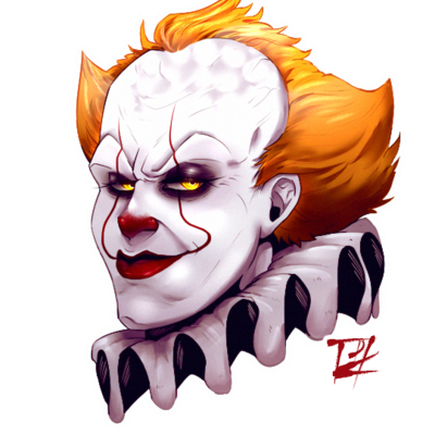 Pennywise face 2017 png. Pennywises smug by xxlevanaxx