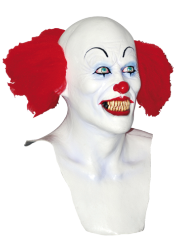 pennywise makeup png