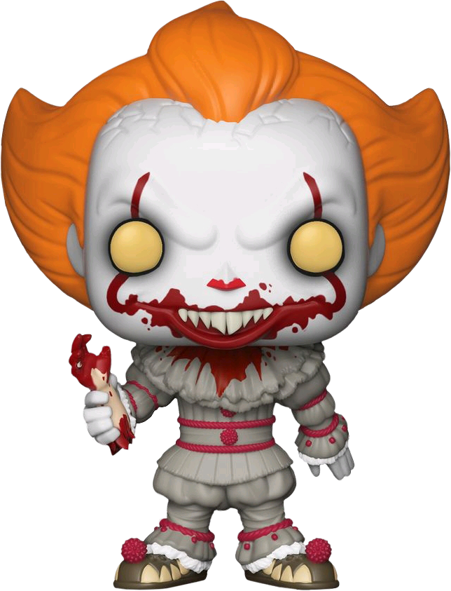 Pennywise makeup png. It funko pop severed