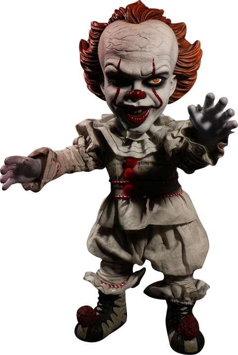 Pennywise png. It talking collectible figure