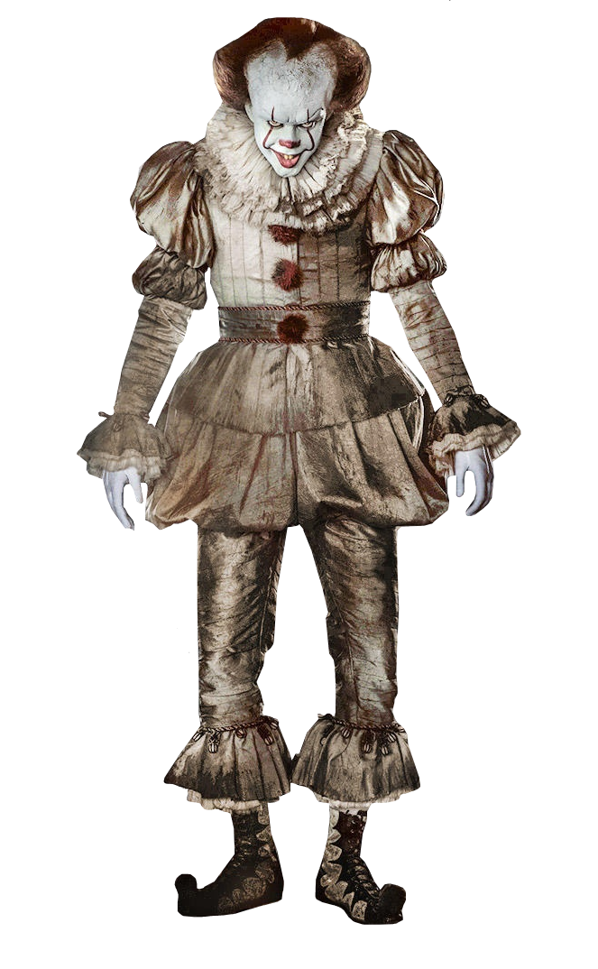 Pennywise png. Reboot fictional battle omniverse