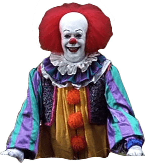Pennywise png. Download tim curry transparent