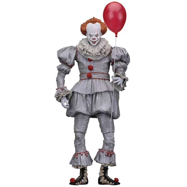 Pennywise png. It ultimate action figure