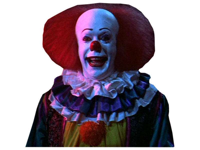 Pennywise png. It psd official psds