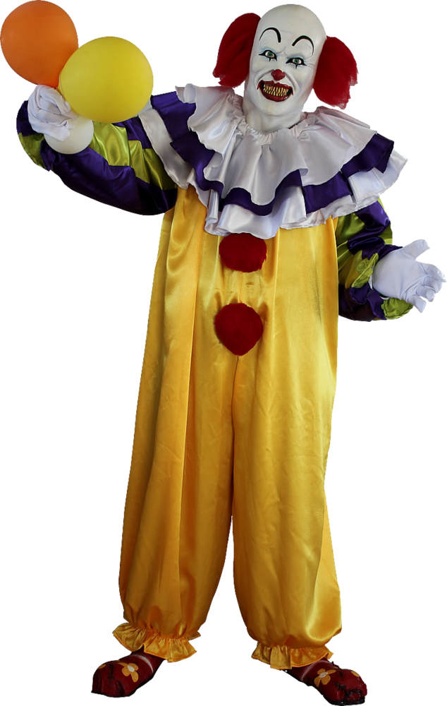 clown costume png