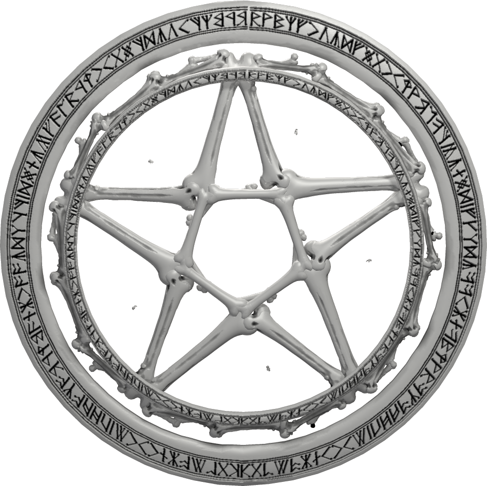 Pentacle transparent. Png images all image