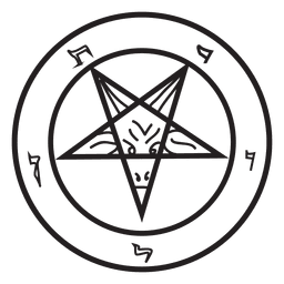 Pentagrama graphics to download. Pentacle vector svg png library stock