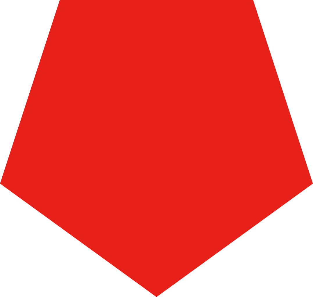 Pentagon vector polygons. File regular polygon svg