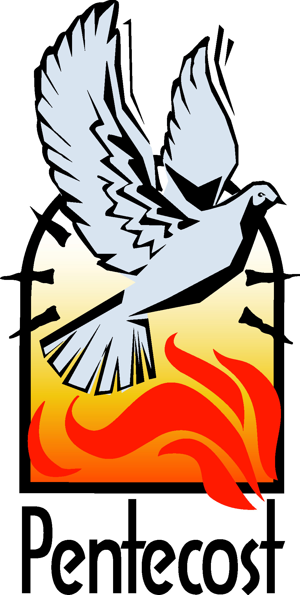Pentecost clipart. Free cliparts download clip