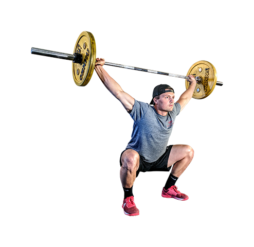 People bar png. Boy lifting barbell architecture