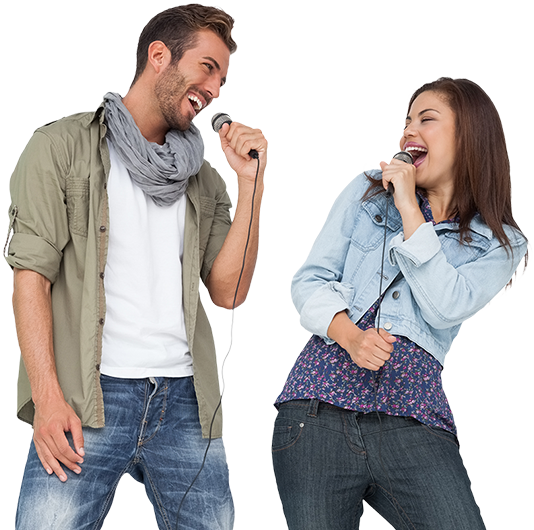 People bar png. Karaoke transparent background arts