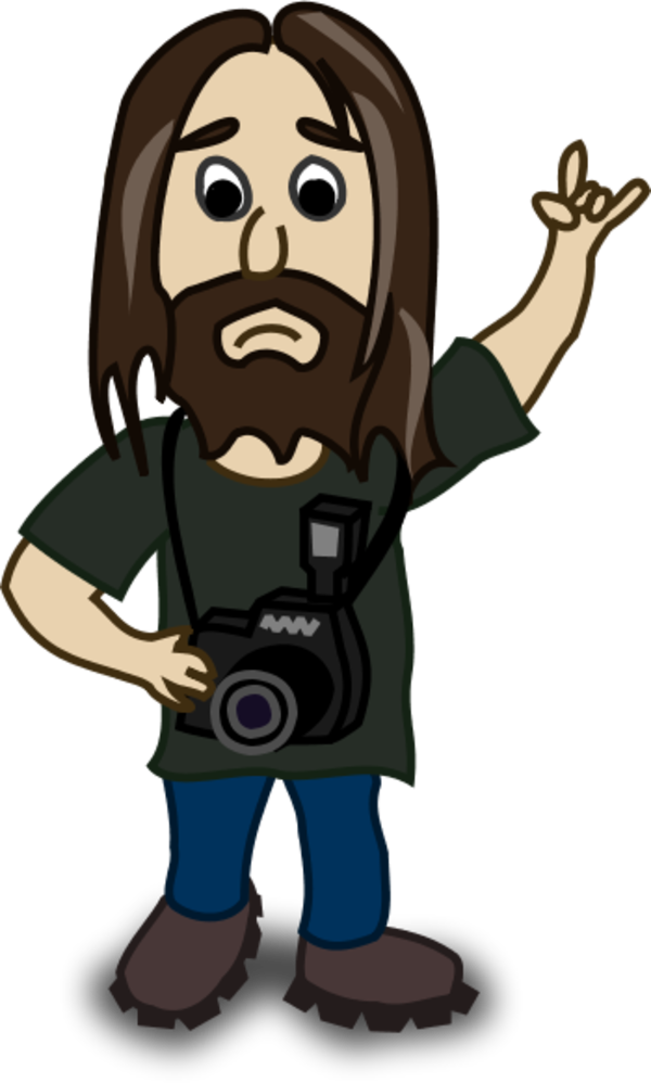 Person cartoon png. Free man pics download