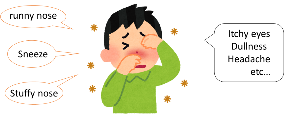 People clipart itchy. Team kait japan introduction