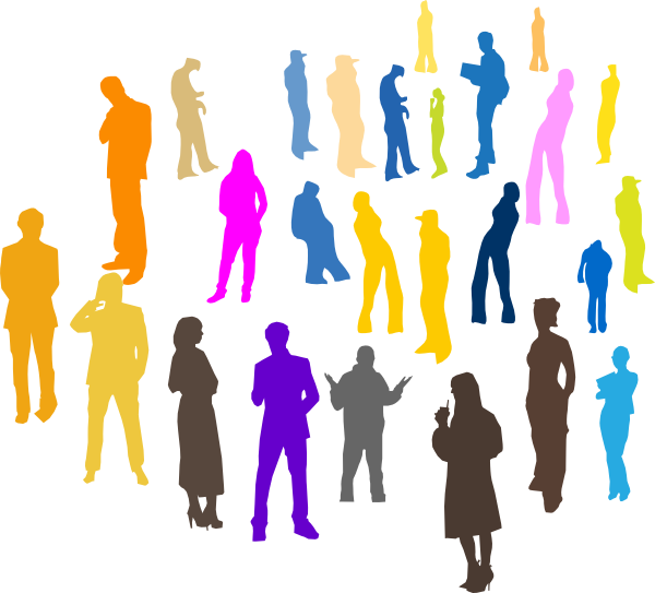 People clipart png. Clip art at clker