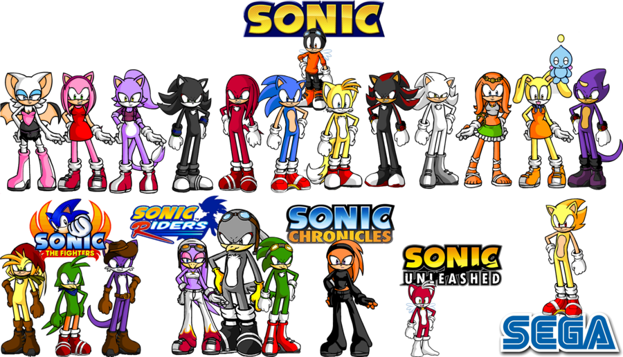 People furry png. Image doll sonic characters