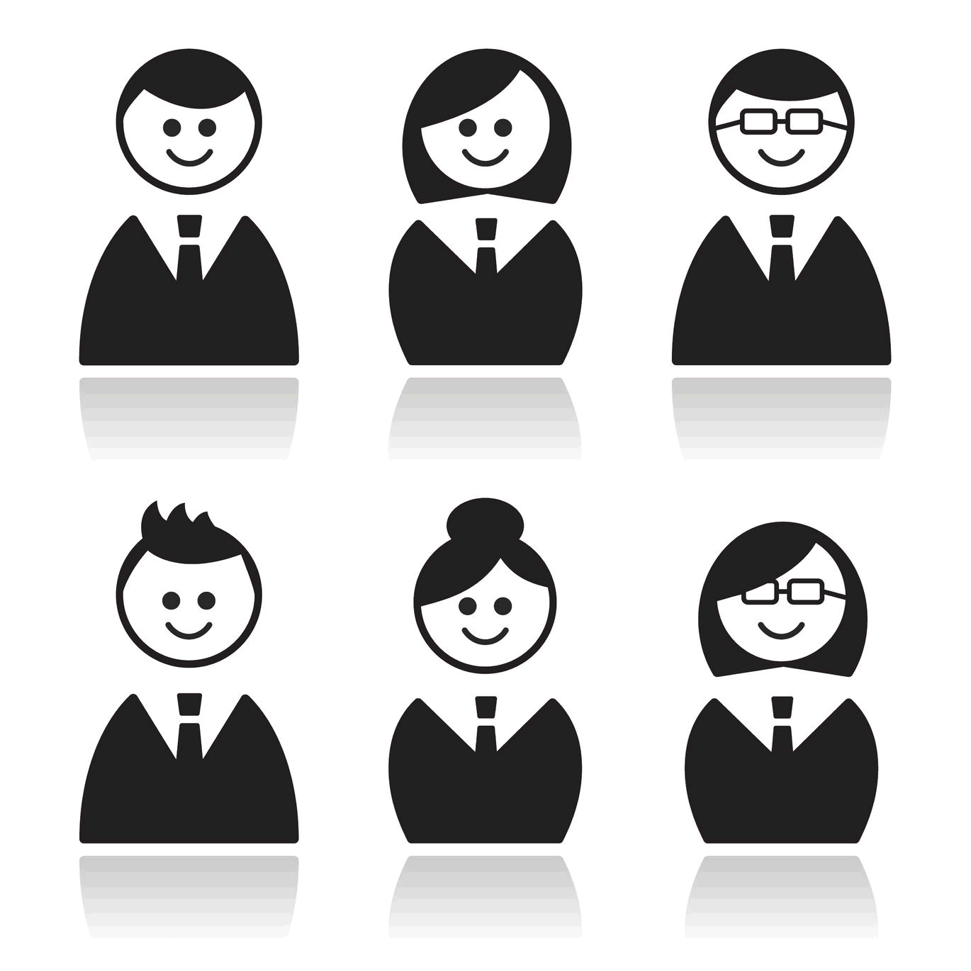 People icon vector png. Profile icons free and