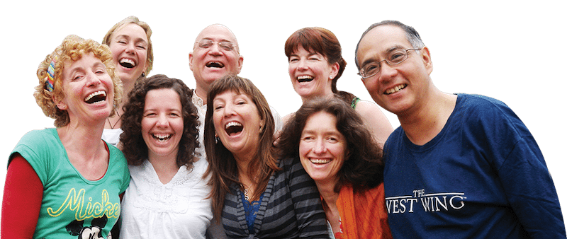 People laughing png