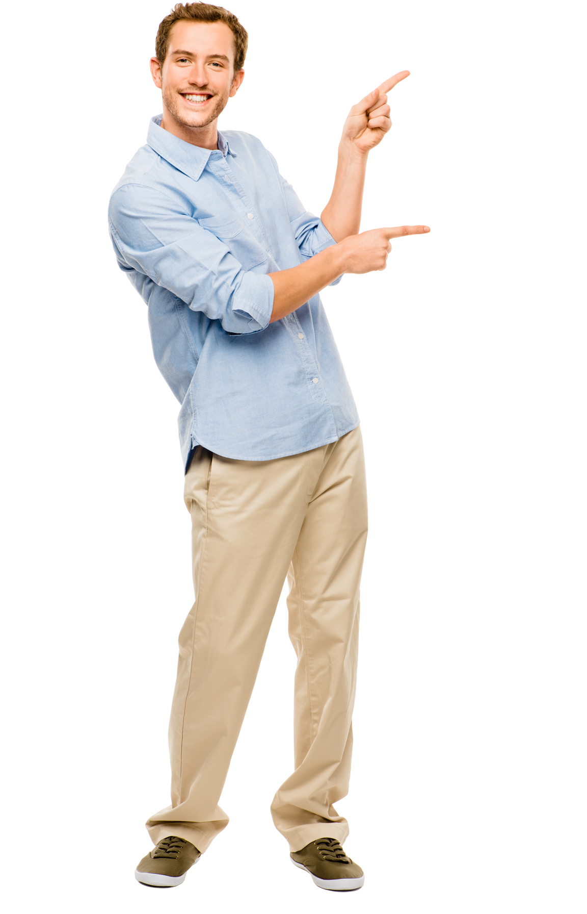 People pointing png. Image