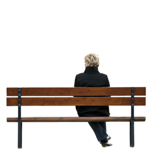 People sitting on bench png. Pin by hussein psd