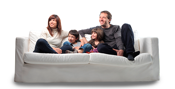 People sitting on couch png. Untitled consumo