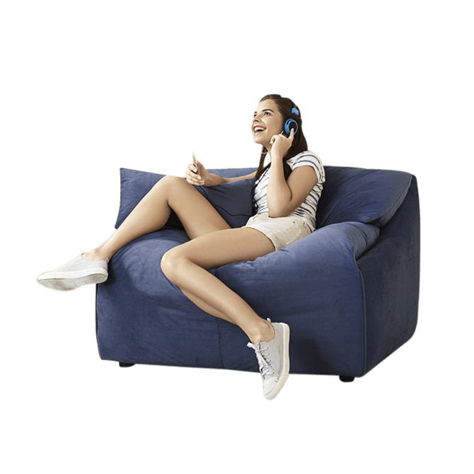 People sitting on couch png. Luxury home decor and