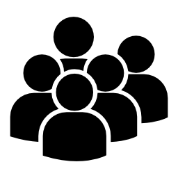 Vector avatars stock. People symbol png image