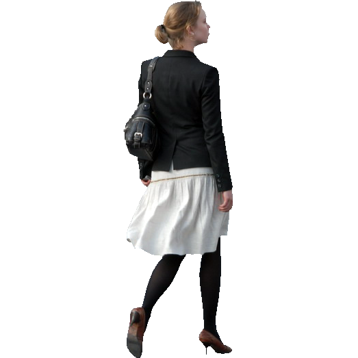 People walking down stairs png. Person transparent images pluspng