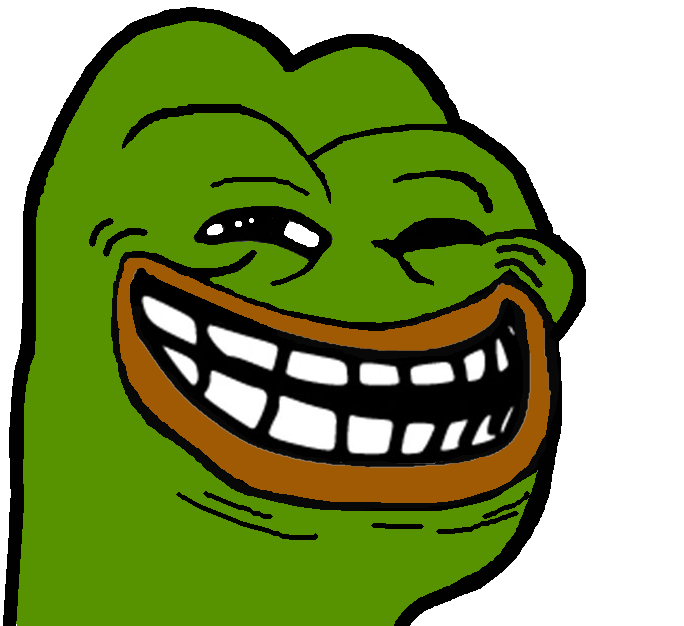 Pepe transparent png. Unholy union the frog