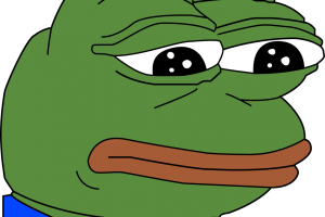 Pepe frog sad png. The image related wallpapers