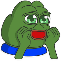 Pepe vector discord. Stickers for pepeanime