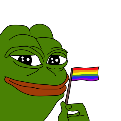 Pepe vector feels good man. The frog png dlpng