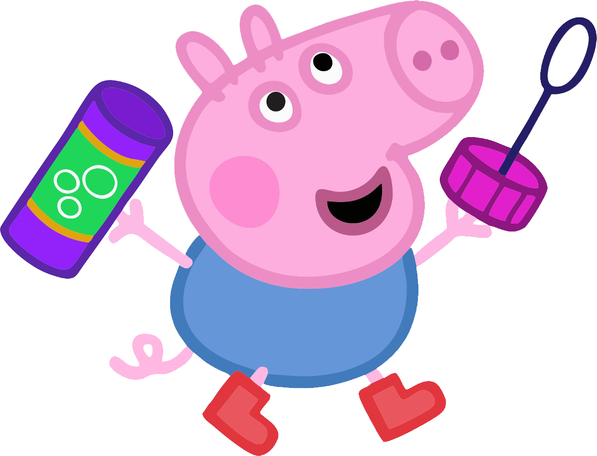 Peppa George Pig Mud Transparent Png Clipart Free Download Ywd
