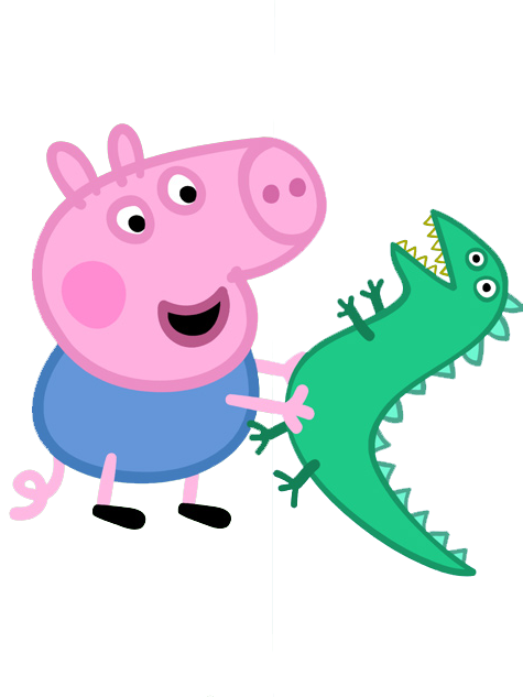 Peppa pig bailarina png. Cartoon characters photos pinterest