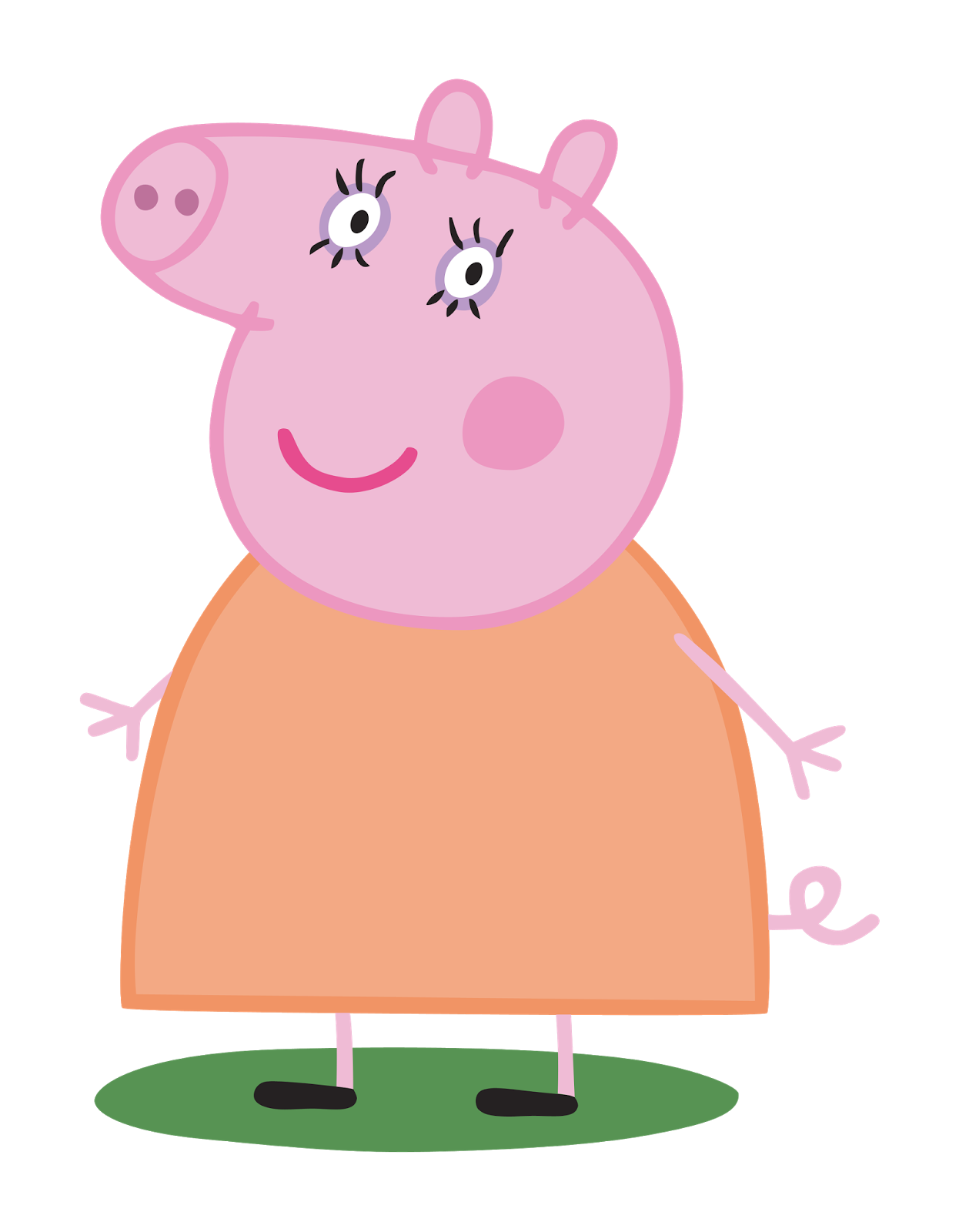 Peppa Pig Family Transparent Png Clipart Free Download Ywd