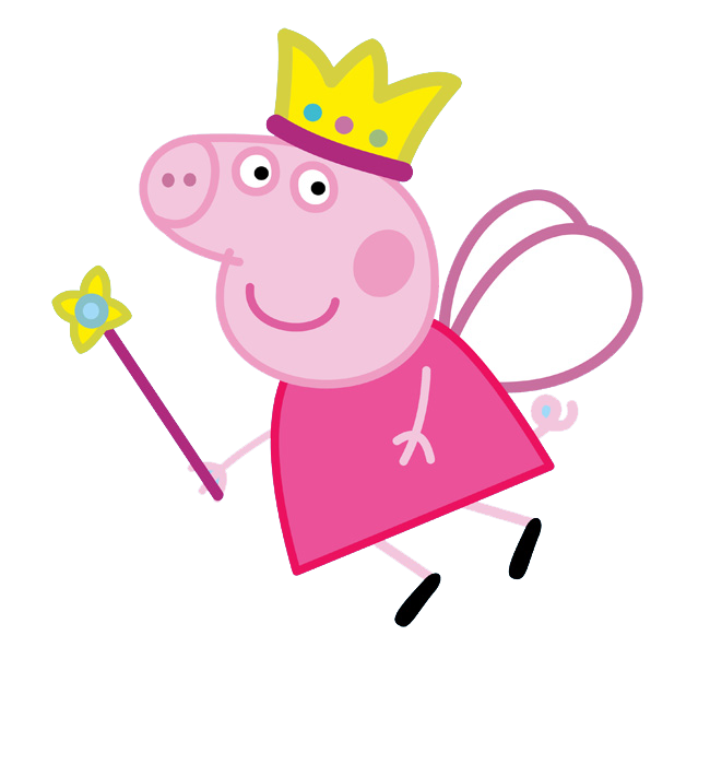 Peppa pig fairy png. Artes buscar con google