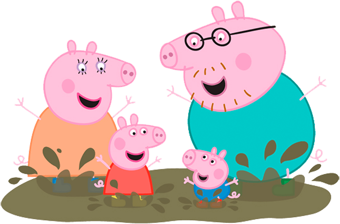 Peppa pig muddy puddle png. Live in south africa