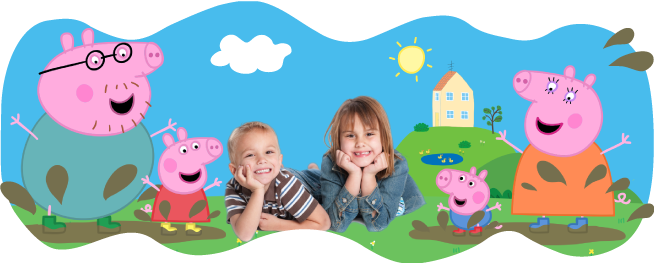 Peppa pig muddy puddle png. Puddles club what will