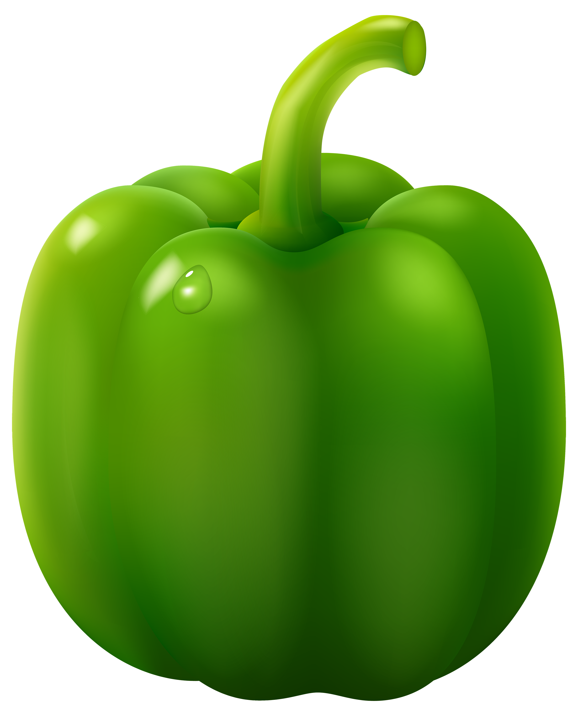 plants clipart sweet pepper
