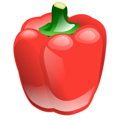 Pepper clipart.