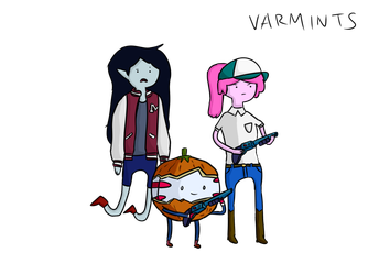 Peppermint drawing butler. Marcy and bonibel by