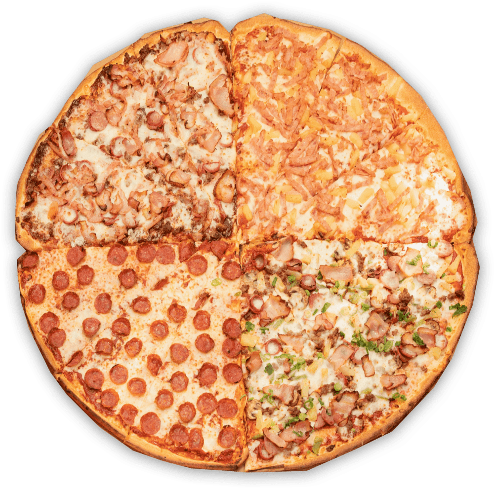 Pizza clip big. The one our biggest