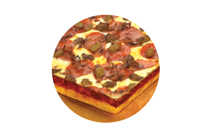 Deep dish pizzas piara. Pepperoni transparent giant clip art library library