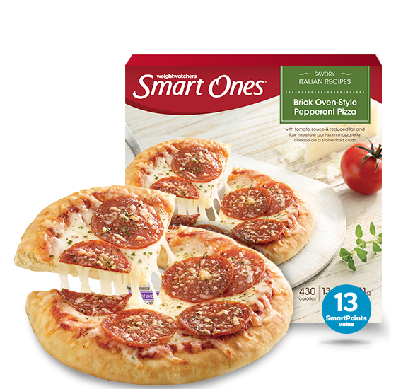 Pizza weight watchers smart. Pepperoni transparent one clip art freeuse stock