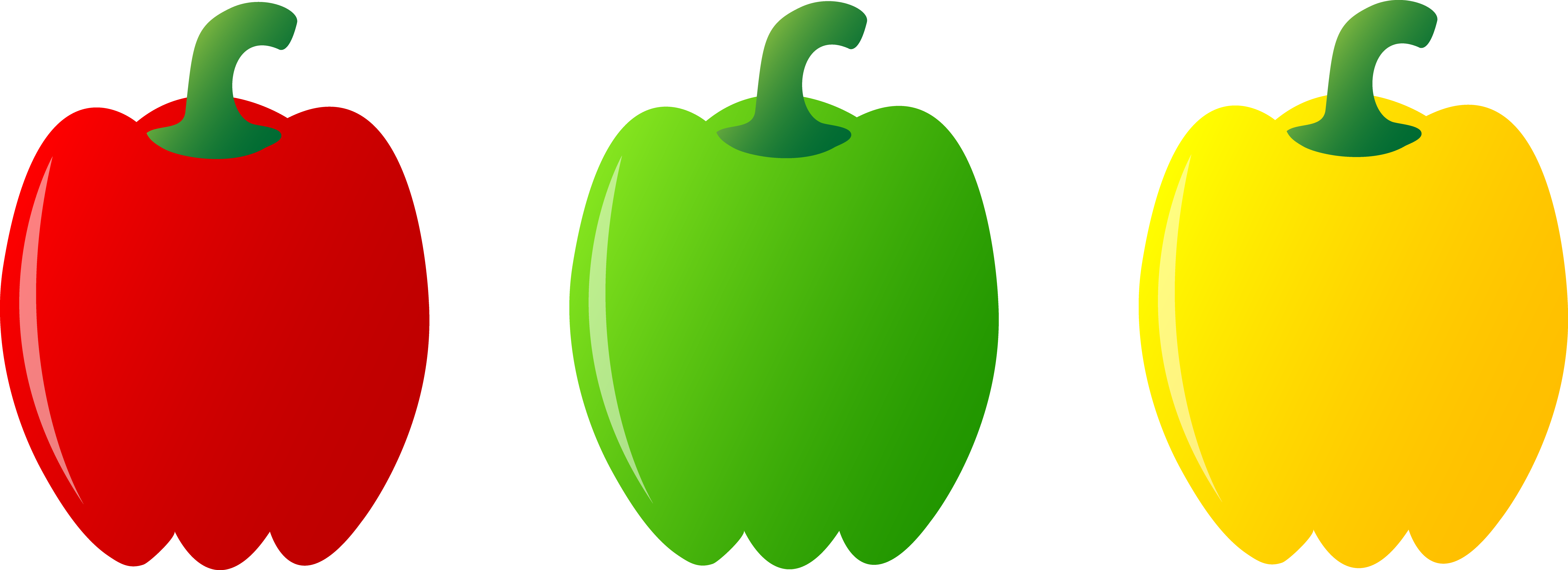 Peppers clipart animated. Exclusive ideas pepper three