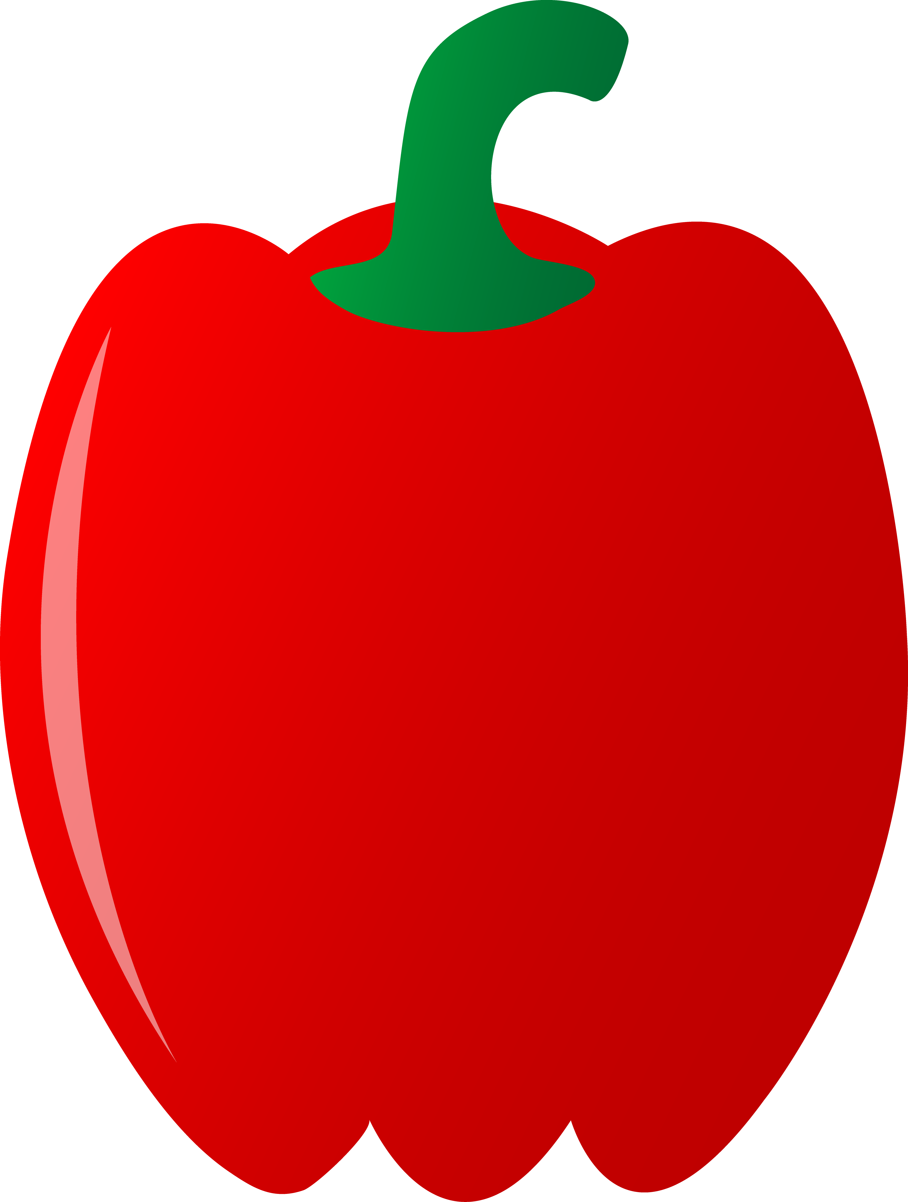 Plants clipart sweet pepper. Free peppers cliparts download