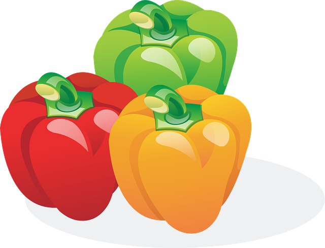 Peppers clipart clip art. Bell panda free images