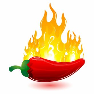 Peppers clipart ghost pepper. St annual pizza