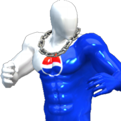 Pepsi transparent man. Tweets with replies by
