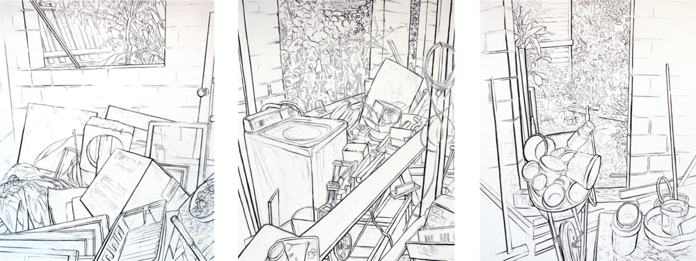 Discernment don dugal underthehouse. Perceptual drawing png library stock