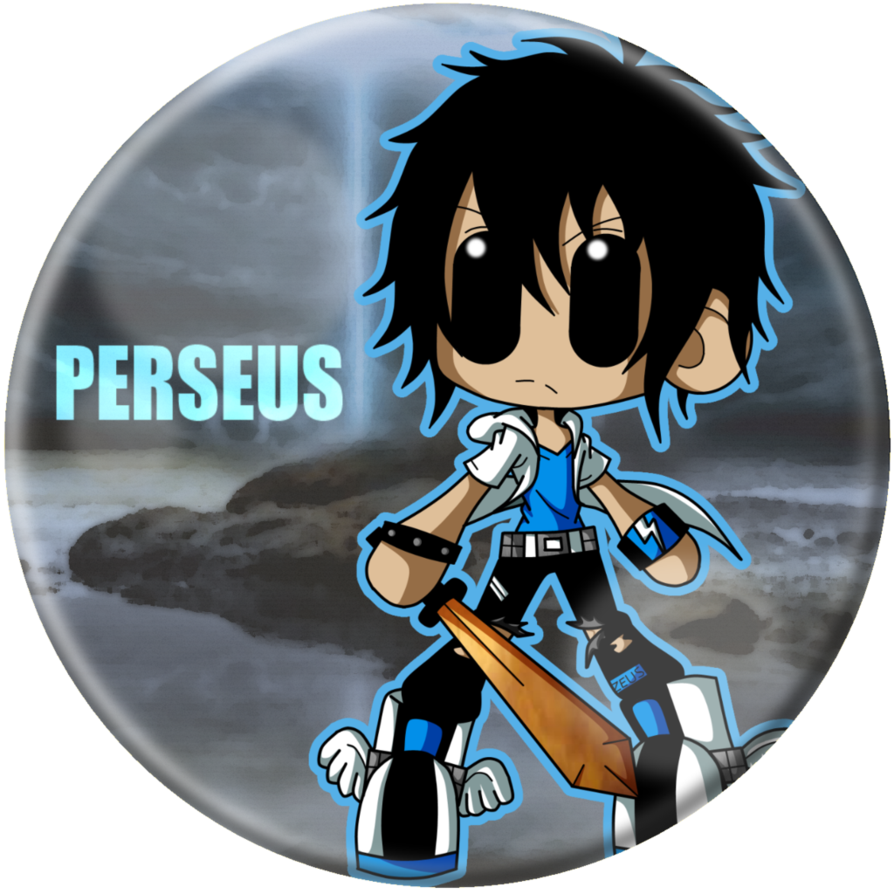 Perseus drawing greek god. Chibi by cazuuki on